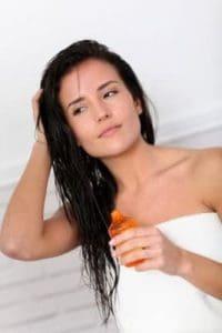 Kürbiskernöl zur Haarpflege