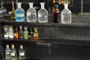 Lagerung von Kürbiskernöl